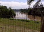 Cisadane River View from Pahoa KG, Gading Serpong Waiting Room