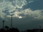 Langit Gading Serpong Pagi Ini