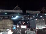 Malam ini, Tomang - Pintu Tol Karang Tengah Ditempuh Dalam Waktu 1 Jam (saja)