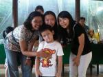 Nael and His Teachers at Learner C, Pahoa - Gading Serpong